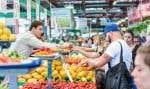 «Si la situation continue à se dégrader, le marché Jean-Talon tel qu'on l'a connu, fréquenté et aimé aura disparu dans quelques années», croit l'auteur.