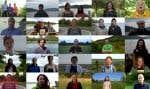 La vidéo, mise en ligne jeudi, met en vedette des citoyens, des écologistes, mais aussi des personnalités publiques québécoises s'opposant au projet Énergie Saguenay.