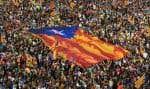 Des colonnes de milliers de marcheurs partis mercredi de cinq villes de province, portant banderoles et drapeaux indépendantistes ont commencé à entrer dans Barcelone pour participer à la grande manifestation de vendredi.