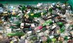 François Legault promet que son gouvernement proposera un plan d'ici «quelques semaines» afin d'éviter que le verre, dont celui des bouteilles vendues à la SAQ, se retrouve dans les sites d'enfouissement.