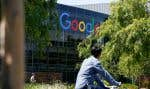 Le quartier général de Google, à Mountain View, en Californie