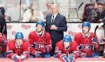 Les visages se faisaient longs, jeudi soir, au banc du Canadien de Montréal. L'équipe traverse une deuxième série de huit défaites dans la même saison pour une première fois depuis son entrée dans la LNH en 1917.
