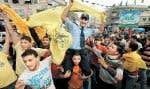 C'était la fête hier dans les rues de Rafah, dans la bande de Gaza, après l'annonce de l'unité retrouvée entre Palestiniens.