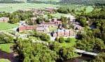 L'Université Bishop's, à Lennoxville