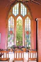 <div> Le restaurant est install&eacute; depuis 1987 dans une ancienne &eacute;glise presbyt&eacute;rienne &eacute;cossaise de Danville, en Estrie.</div>