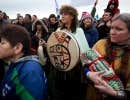 Le mouvement autochtone Idle No More prend de l'ampleur.