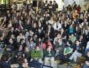 Réunis en assemblée générale jeudi, les étudiants du cégep Ahuntsic ont choisi de ne pas se prononcer sur la grève tout en organisant transport et arrangements avec les enseignants pour faciliter la participation à la manifestation du 26 février.