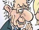Bernie Sanders votera pour Clinton...