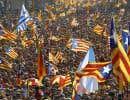 Selon les estimations, entre 470000 et 1,8 millions de manifestants ont participé au rassemblement organisé dans la deuxième ville d'Espagne.