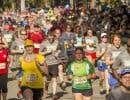 Cinq courses sont au programme, dont la principale épreuve qui regroupe l'élite, celle de 42,2 kilomètres.