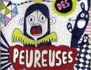 Illustration tirées du roman jeunesse «Jessie Elliot a peur de son ombre»