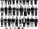 La page frontispice du «New York Magazine» présente 35 victimes, et une chaise vide.