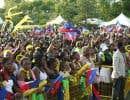 M.Déjean a entre autres milité pour la défense des immigrants haïtiens.