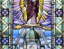Verrière «Centre mondial de dévotion à saint Joseph»