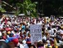Dans cette bataille, l'opposition a retrouvé une image d'unité, un soutien populaire et des alliés à l'international exerçant une pression sur Caracas.