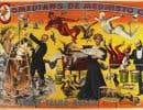 Les affiches ont été choisies dans le fonds de la collection Allan Slaight.