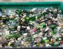 Le verre constitue environ 18% des produits jetés au recyclage. En plus d'être difficile à revaloriser, il complique le tri des autres produits recyclés lorsqu'il se casse.