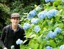 À 18ans, Philippe Lévesque est parti faire ses classes en Angleterre. Il y a pris l'envie de créer des jardins inspirés par Beth Chatto.