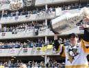 Les Penguins ont diffusé un communiqué dimanche matin dans lequel ils ont déclaré qu'ils respectent le président et «la longue tradition des équipes championnes qui visitent la Maison-Blanche».